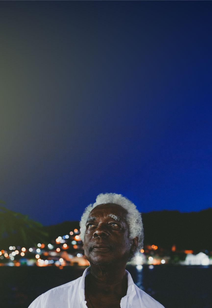 Capa do documentário O Canto Infinito do Tincoã